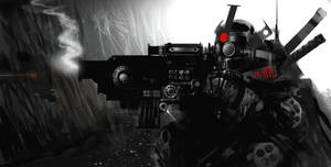 Ronin Sniper by nelson808