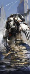 Shrike by Diana-Martinez