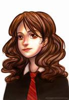 Hermione by meodwarf