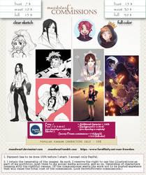 Commission Info by meodwarf