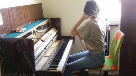 Piano Love by avivi