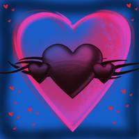 hearts by madziakot