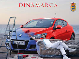 dinamark Car Painter by Danielsnows