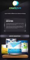 Newsletter - Cryativa Design by Danielsnows