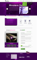 Layout Ministerio Videira by Danielsnows