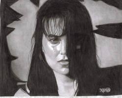 Dark Xena by ktbgreat2