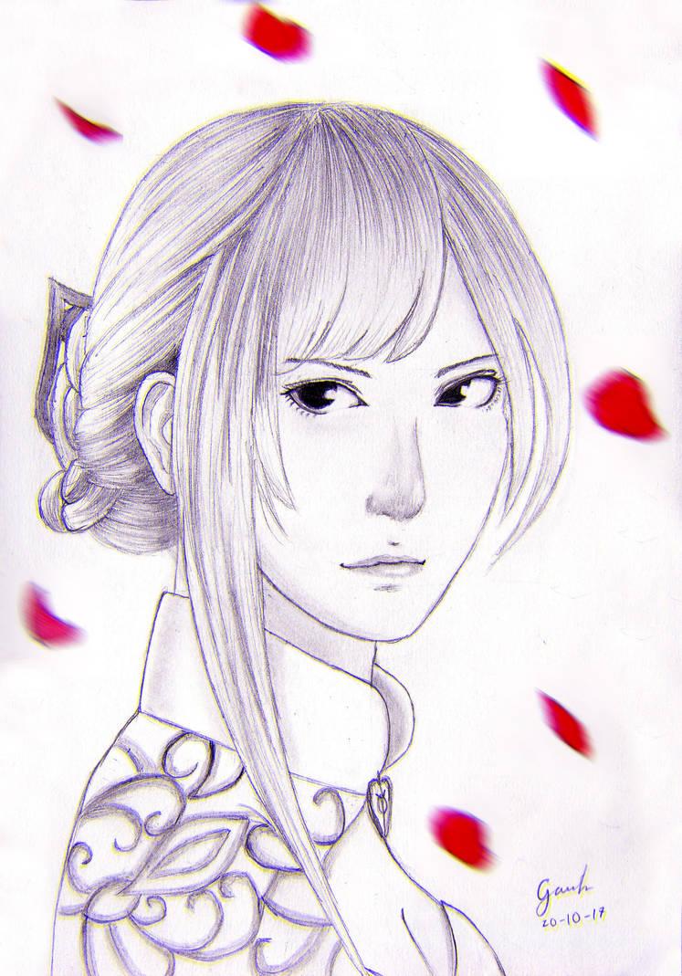 Snow White - SINoALICE by guswindo