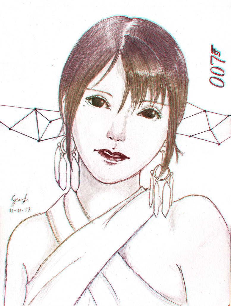 Carol - 007 Girl by guswindo