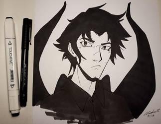 Akira Fudo by LeSardine