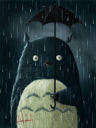 I love the rainy nights... by CraigSherbert