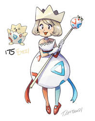 175.Togepi by tamtamdi