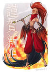 Fire Rooster by tamtamdi