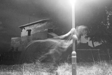 The Ghost by Moe-zie