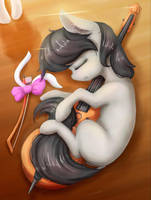 Octavia Melody Younger by Alcor90