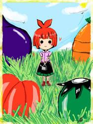 Pko's Gardenland by AsukaxSekai