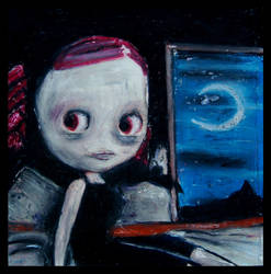 little moon by doss-house