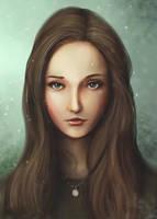 Emma Dummont by radisty