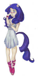 Dear! Rarity by MaddyNeko