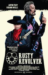 Rusty Revolver by DiegoTripodi