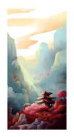 Zen by banana-fox