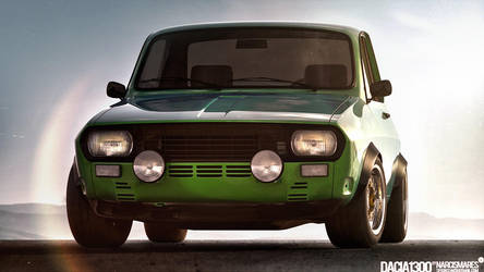 Dacia 1300 Spoon Edition 2015_2 by spoon334