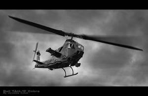 Bell TAH-1F Cobra by Nightc0m