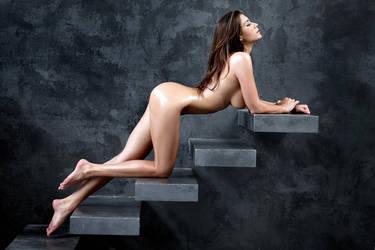 L'escalier by abclic