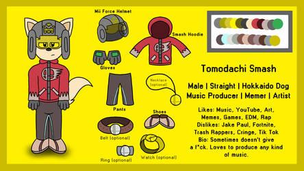 Tomodachi Smash Reference Sheet by TomodachiSmash