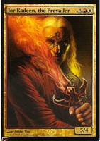 Jor Kadeen, the Prevailer by BlackWingStudio