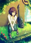 NEKOBASUwomatteru by Megane