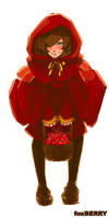 RED riding hood by Megane