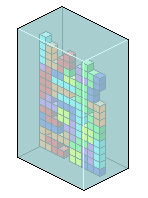 Tetris by cookscowen