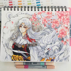 Sesshomaru by Fangirl342