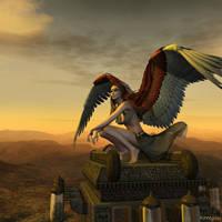 Angel of the Dawn by Kreegan