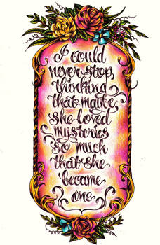 Paper towns quote by Nevermore-Ink