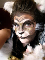 Mrs. Norris the Cat by mandiemoon