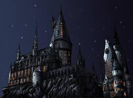 :: Hogwarts :: by wasting-air