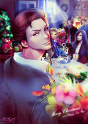 Merry Xmas by Carter Corp. by Kureiyah