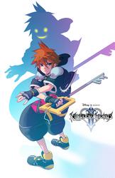 KH2-Sora by Kanta-Kun