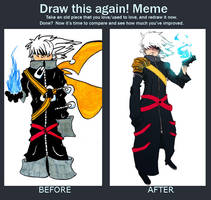 Before n' After Meme by Kanta-Kun