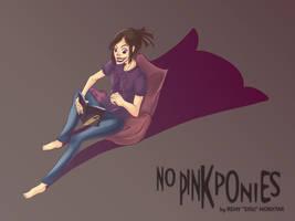 No Pink Ponies - Jess by vandalk