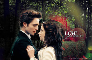 Bella and Edward by princess-katie90