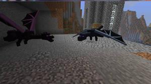 ender dragons love by cynderplayer
