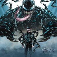 Venom - The Animated movie! (fan-art) by nairarun15