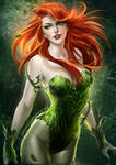 Ivy Close up by sakimichan