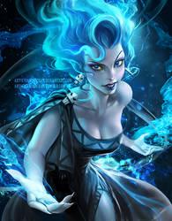 Hades by sakimichan