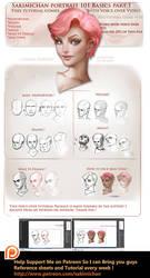 Portrait 101 Voice over Workshop Tutorial by sakimichan