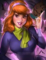 Daphne ! by sakimichan