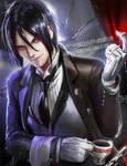 Black Butler by sakimichan