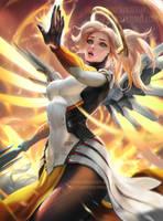 Heroes never die by sakimichan